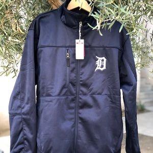 NWT Antigua Traverse Full-Zip Fleece Jacket, SizeL